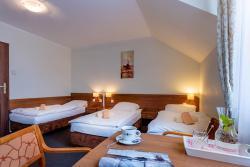 Pokój 3-osobowy Lux twin + sofa